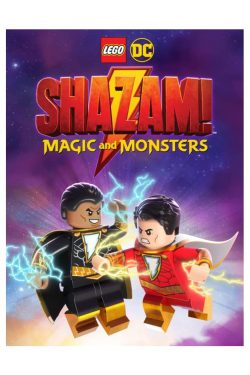 دانلود انیمیشن LEGO DC Shazam Magic and Monsters 2020